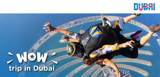 Wow Trip in dubai