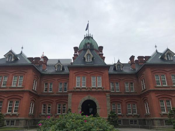 Hokkaido old parliament