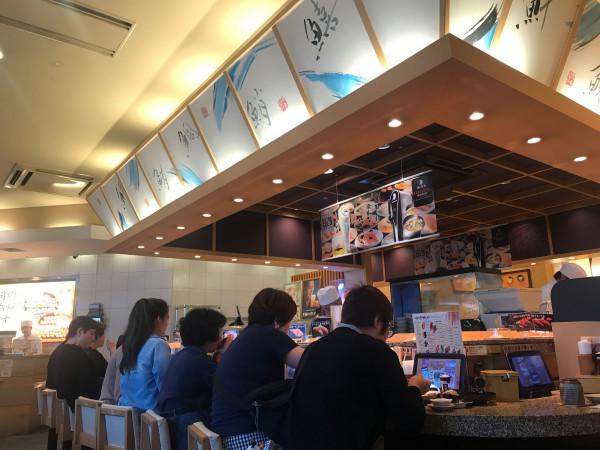 NGO sushi