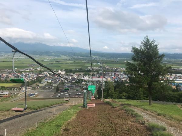 Naka Furano Cable car