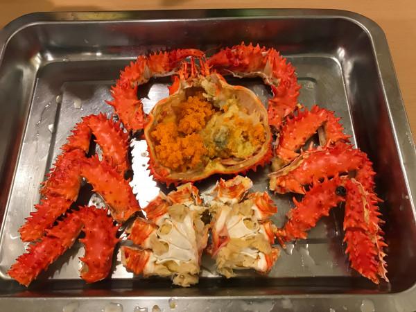 Otaru crab 2