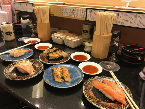 Otaru sushi 2