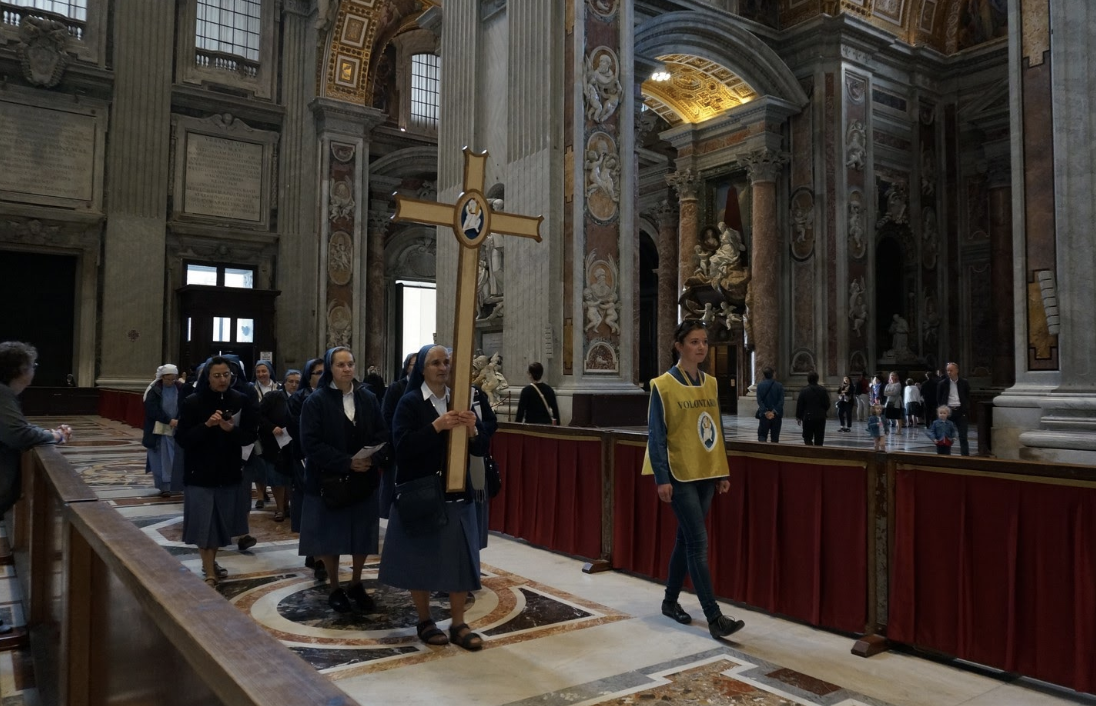 國家雖小,五臟俱全 – 全球最小梵蒂岡