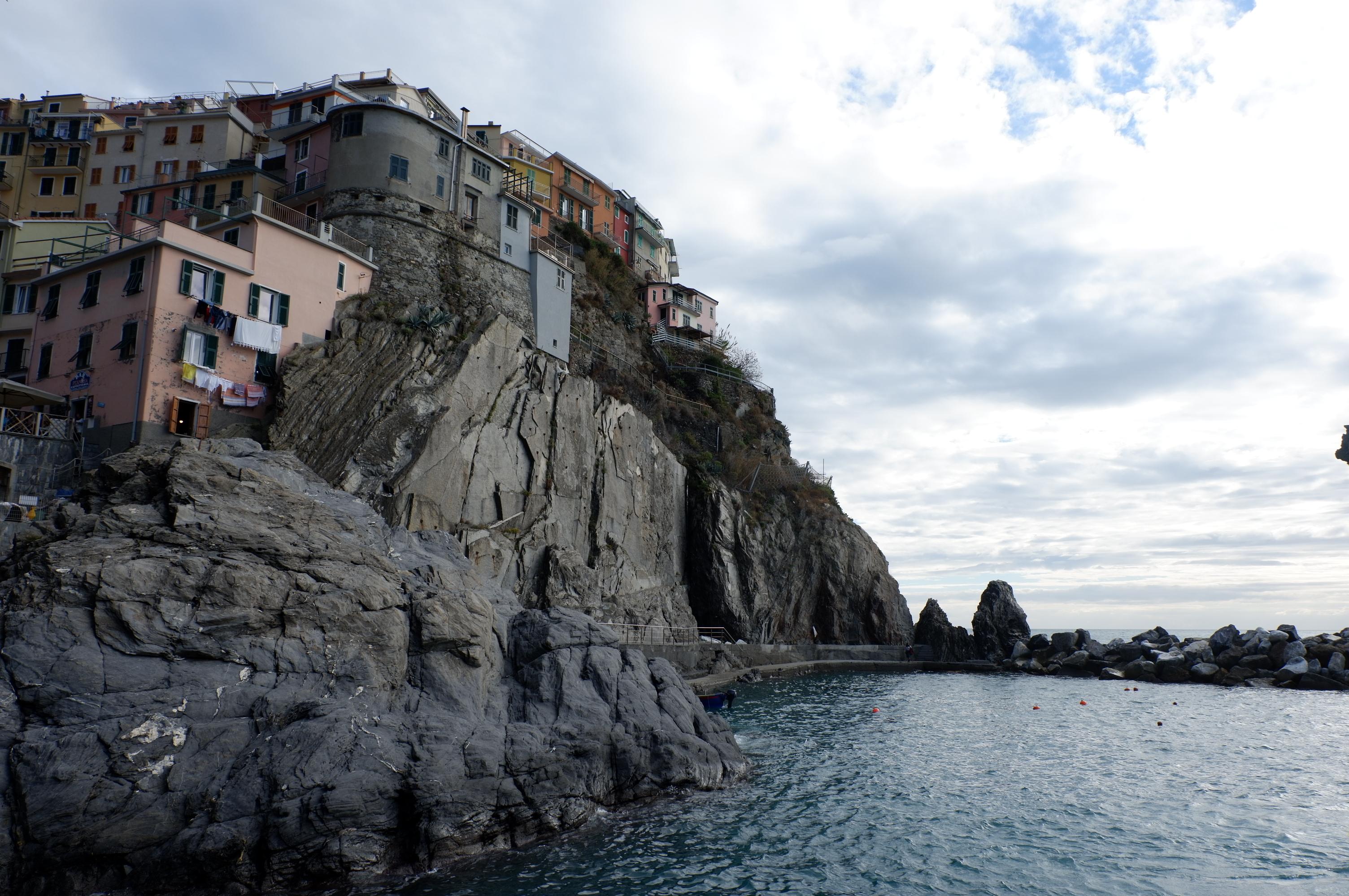 Cinque Terre - 意大利的色彩