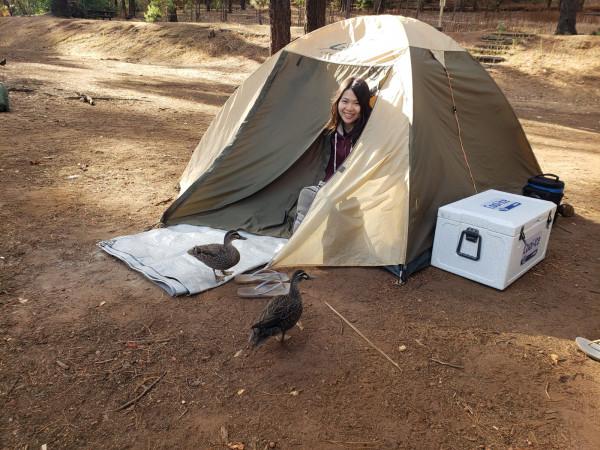 西澳國家公園 Camping之旅!